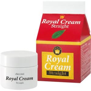 Royal Cream(ロイヤルクリーム) Straight(ストレート) モイスチャーパック 30g <メーカー直送又はお取り寄せにつきキャンセル・返品・変更不可>|hermo
