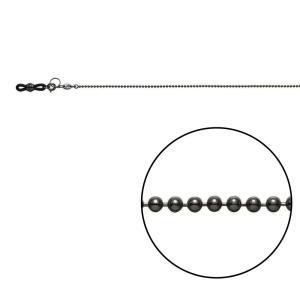 メガネチェーン CB-321 ボール φ1.5mm Z5461    キャンセル返品不可|hermo