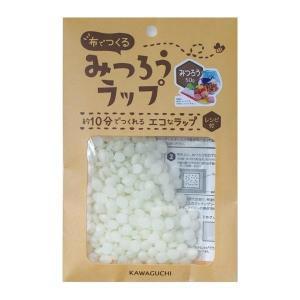 KAWAGUCHI(カワグチ) 布でつくる みつろうラップ みつろう 50g 15-338  キャンセル返品不可 他の商品と同梱は総計15個まで|hermo