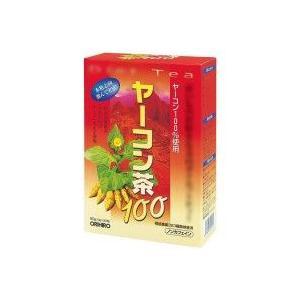 60503069 オリヒロ ヤーコン茶 100% 3g×30包 <メーカー直送又はお取り寄せにつきキャンセル・返品・変更不可>|hermo