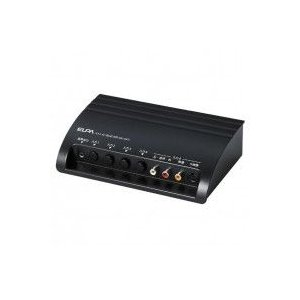 ELPA朝日電器 AVセレクター 4IN1 ASL-S411  C4<メーカー直送又はお取り寄せにつきキャンセル・返品・変更不可>
