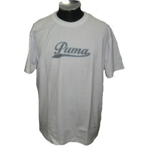 プーマ Tシャツ  ロゴプリント po2721-900 白...