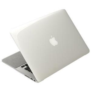 パワーサポート エアージャケットセット for Macbook Air 13inch(クリア)PMC...