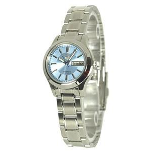 セイコー 5 SEIKO ファイブ 腕時計 自動巻き レディース SYMD89K1 時計 逆輸入品|heros-shop