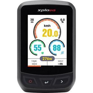 本体、マウントのみXplova(エクスプローバ) X3/2.2インチ フルカラー液晶 GPSサイクル...