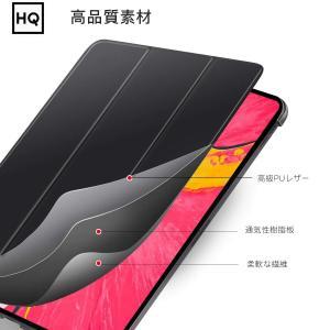 Ztotop ipad Pro 11 ケース(2018秋新型モデル) 軽量 薄型 ペンの充電に対応 ...