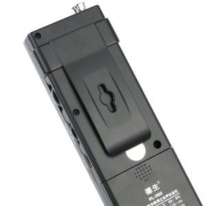 TECSUN PL-360 超小型デジタルDSPポケット短波ラジオ 長波・中波用外付アンテナ ポータ...
