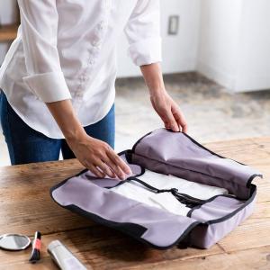 タビタス デフィシャツケース Yシャツケース ワイシャツケース 収納 旅行 出張 トラベル 衣類収納...