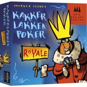ごきぶりポーカーロイヤル (Kakerlakenpoker: Royal) 並行輸入品 カードゲーム