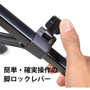 SLIK 三脚 GX 6400 4段 レバーロック 21mmパイプ径 3ウェイ雲台 クイックシュー式...