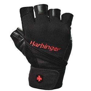 NEW Harbinger (ハービンジャー)プロ トレーニンググローブ(リストラップ付)VENTE...