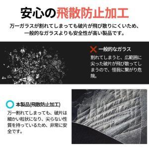 Nintendo Switch用カバードック対応 COOMATEC Joy-Conカバー 強化ガラス...
