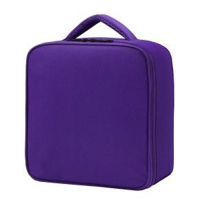 化粧ポーチ 大容量 メイクポーチ 便携式 プロ用 メイクボックス 高品質 軽量 多機能 コスメボックス 化粧バッグ コスメバッグ 化粧品収納 heros-shop