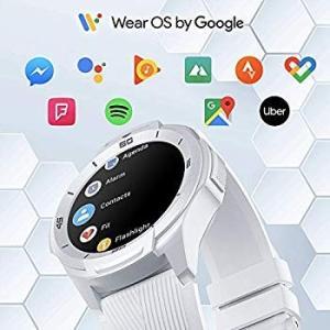 2019最新版 TicWatch S2 スマートウォッチ Google Wear OS GPS内蔵 心拍計 5ATM防水&水泳対応 多機能|heros-shop