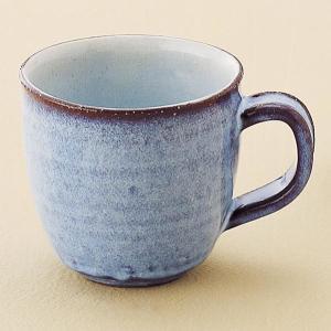 萩焼(はぎやき) マグカップ恵/恵作・化粧箱付 hesaka