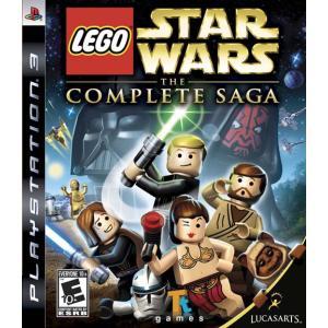 【在庫有り】 Lego Star Wars: The Complete Saga - レゴ スターウォーズ ザ コンプリート サーガ (PS3 海外輸入北米版ゲームソフト)|hexagonnystore