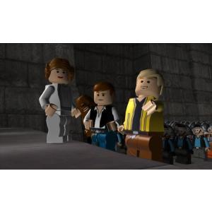 【在庫有り】 Lego Star Wars: The Complete Saga - レゴ スターウォーズ ザ コンプリート サーガ (PS3 海外輸入北米版ゲームソフト)|hexagonnystore|02