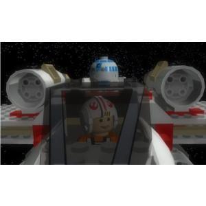 【在庫有り】 Lego Star Wars: The Complete Saga - レゴ スターウォーズ ザ コンプリート サーガ (PS3 海外輸入北米版ゲームソフト)|hexagonnystore|03