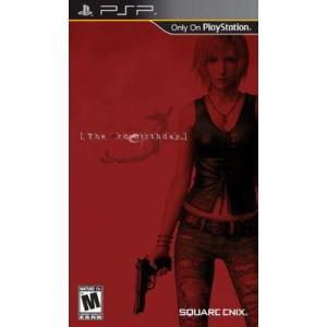 The 3rd Birthday - ザ サード バースディ (PSP 海外輸入北米版ゲームソフト)|hexagonnystore