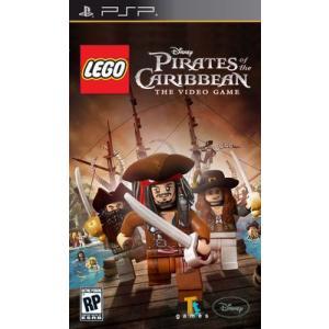 LEGO Pirates of the Caribbean - レゴ パイレーツ オブ ザ カリビアン (PSP 海外輸入北米版ゲームソフト)|hexagonnystore