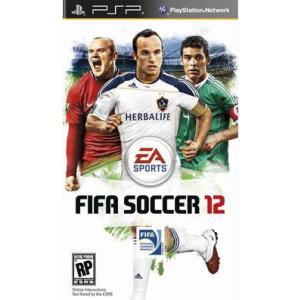 FIFA Soccer 12 - フィファ サッカー 12 (PSP 海外輸入北米版ゲームソフト)|hexagonnystore