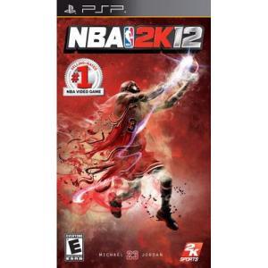 NBA 2K12 (PSP 海外輸入北米版ゲームソフト)|hexagonnystore
