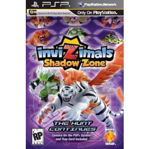 [メール便不可] Invizimals: Shadow Zone - インヴィジマル シャドウゾーン (PSP 海外輸入北米版ゲームソフト)|hexagonnystore