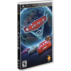 Cars 2 - カーズ 2 (PSP 海外輸入北米版ゲームソフト)|hexagonnystore