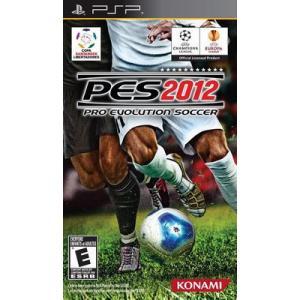 Pro Evolution Soccer 2012 - プロ エボリューション サッカー 2012 (PSP 海外輸入北米版ゲームソフト)|hexagonnystore