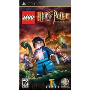 LEGO Harry Potter: Years 5-7 - レゴ ハリーポッター イヤーズ 5-7 (PSP 海外輸入北米版ゲームソフト)|hexagonnystore
