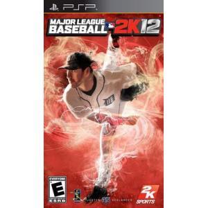 【取り寄せ】Major League Baseball 2K12 - メジャーリーグ ベースボール 2K12 (PSP 海外輸入北米版ゲームソフト)|hexagonnystore