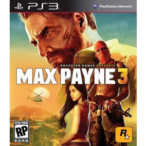 Max Payne 3 - マックスペイン 3 (PS3 海外輸入北米版ゲームソフト)|hexagonnystore
