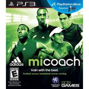 Adidas miCoach - アディダス マイコーチ (PS3 海外輸入北米版ゲームソフト)