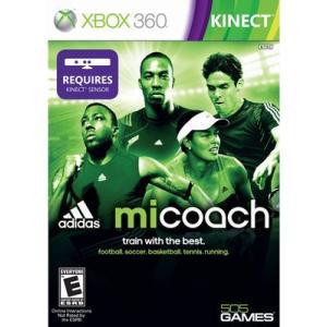 Adidas miCoach - アディダス マイコーチ (Xbox 360 海外輸入北米版ゲームソフト)
