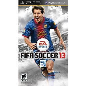 【お取り寄せ】 FIFA Soccer 13 - フィファ サッカー 13 (PSP 海外輸入北米版ゲームソフト)|hexagonnystore