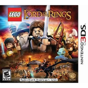 LEGO The Lord of the Rings - レゴ ザ ロード オブ ザ リング (Nintendo 3DS 海外輸入北米版ゲームソフト)|hexagonnystore