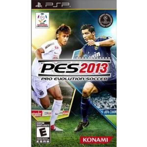 Pro Evolution Soccer 2013 - プロ エボリューション サッカー 2013 (PSP 海外輸入北米版ゲームソフト)|hexagonnystore