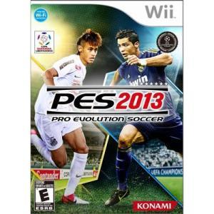 Pro Evolution Soccer 2013 - プロ エボリューション サッカー 2013 (Wii 海外輸入北米版ゲームソフト)