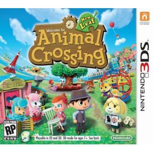 とびだせ どうぶつの森 3DS 中古 ソフトの商品画像
