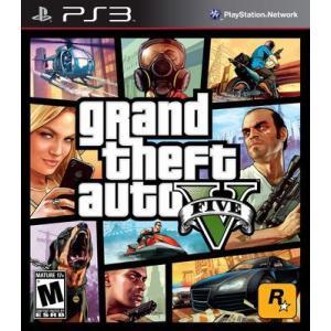 【在庫有り】 Grand Theft Auto V - グラ...