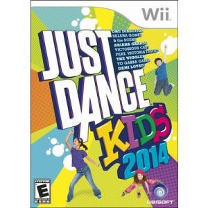Just Dance Kids 2014 - ジャストダンス キッズ 2014 (Wii 海外輸入北米版ゲームソフト) hexagonnystore