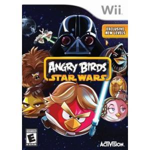 Angry Birds Star Wars - アングリーバード スターウォーズ (Wii 海外輸入北米版ゲームソフト) hexagonnystore