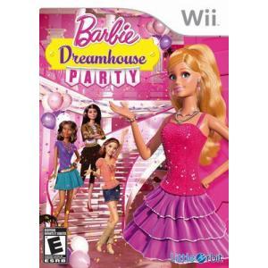 Barbie Dreamhouse Party - バービー ドリームハウス パーティー (Wii 海外輸入北米版ゲームソフト) hexagonnystore