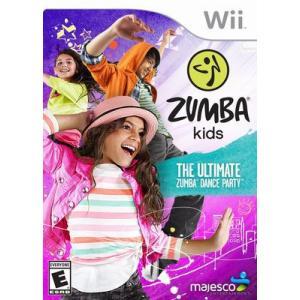 Zumba Kids - ズンバ キッズ (Wii 海外輸入北米版ゲームソフト) hexagonnystore