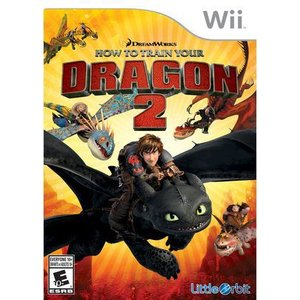 How to Train Your Dragon 2: The Video Game - ハウ トゥ トレイン ユア ドラゴン 2 ザ ビデオゲーム (Wii 海外輸入北米版ゲームソフト) hexagonnystore