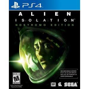 Alien: Isolation  エイリアン アイソレーション  (PS4 海外輸入北米版ゲームソ...