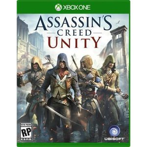 Assassin's Creed Unity - アサシンクリード ユニティ (Xbox One 海外輸入北米版ゲームソフト)|hexagonnystore