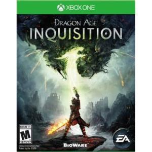 Dragon Age Inquisition - ドラゴンエイジ インクイジション (Xbox One 海外輸入北米版ゲームソフト)|hexagonnystore