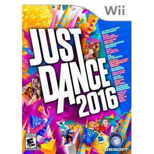 Just Dance 2016 - ジャスト ダンス 2016 (Wii 海外輸入北米版ゲームソフト) hexagonnystore