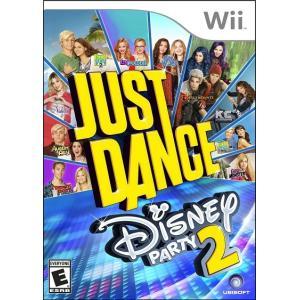 Just Dance Disney Party 2 - ジャスト ダンス ディズニー パーティー 2 (Wii 海外輸入北米版ゲームソフト) hexagonnystore
